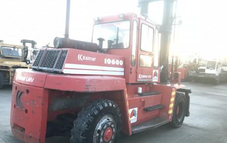 Kalmar 10600 Diesel Forklift 10 ton | uk planttraders.com