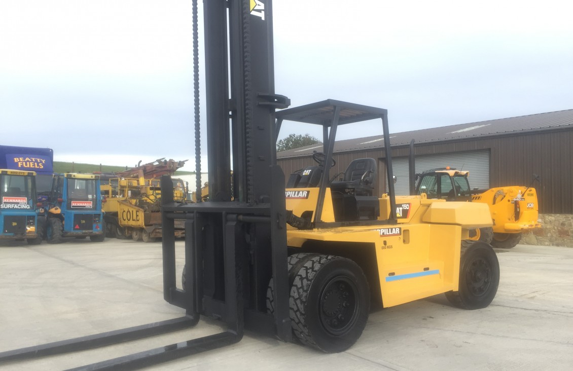 Cat Dp Forklift For Sale