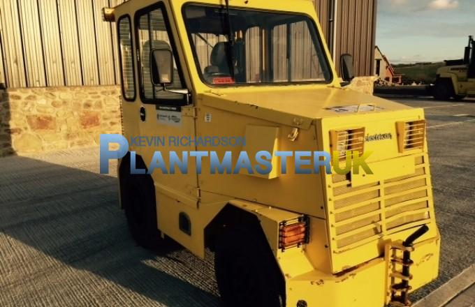 Electrical Diesel Tug, year 2004 | Plantmaster UK