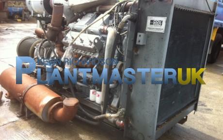 Perkins 300/8 Twin Turbo engine Skid Mounted Vacua for sale on Plantmaster UK