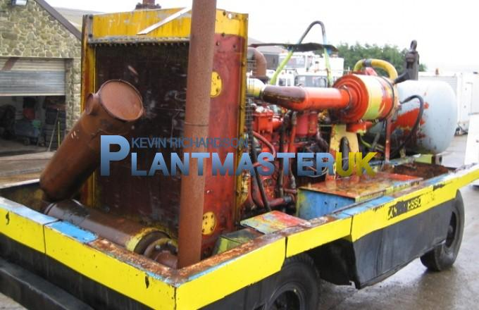 Compair 750 cfm compressor | Plantmaster UK