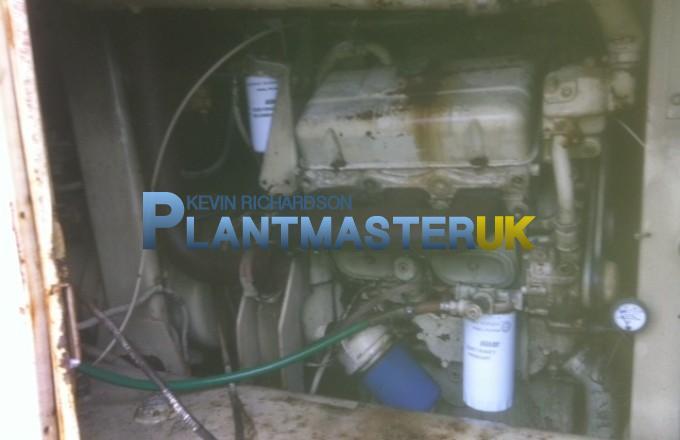 Ingersoll Rand 700 cfm compressor | Plantmaster UK