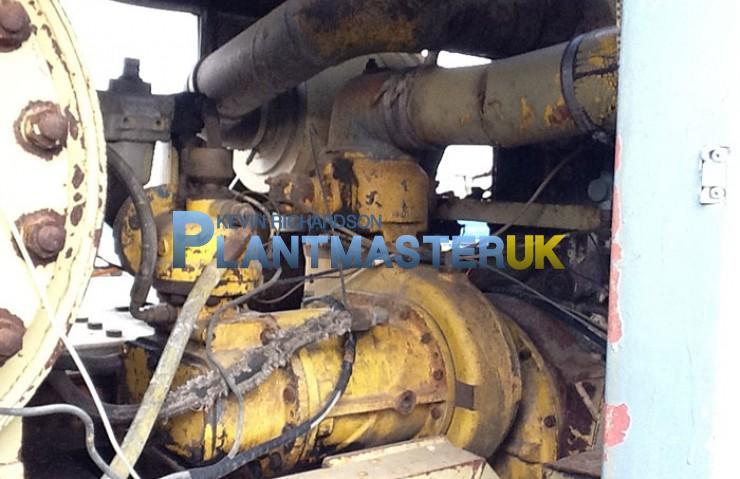 Compair 750 (750 cfm) Diesel Compressor for sale| Plantmaster UK