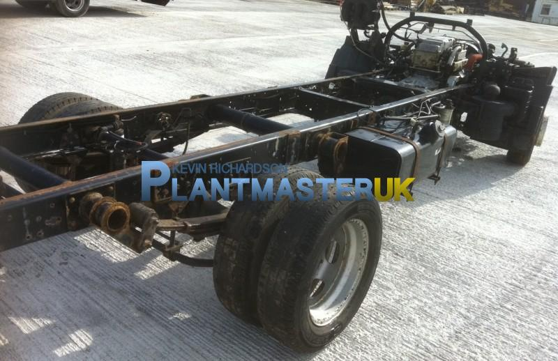 Mitsubishi Canter Rolling Chassis, year 2005 for sale| Plantmaster UK