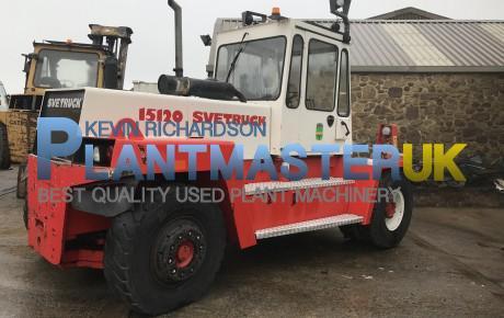 2000 SVE Truck 15/120 Diesel Forklift | uk plant traders