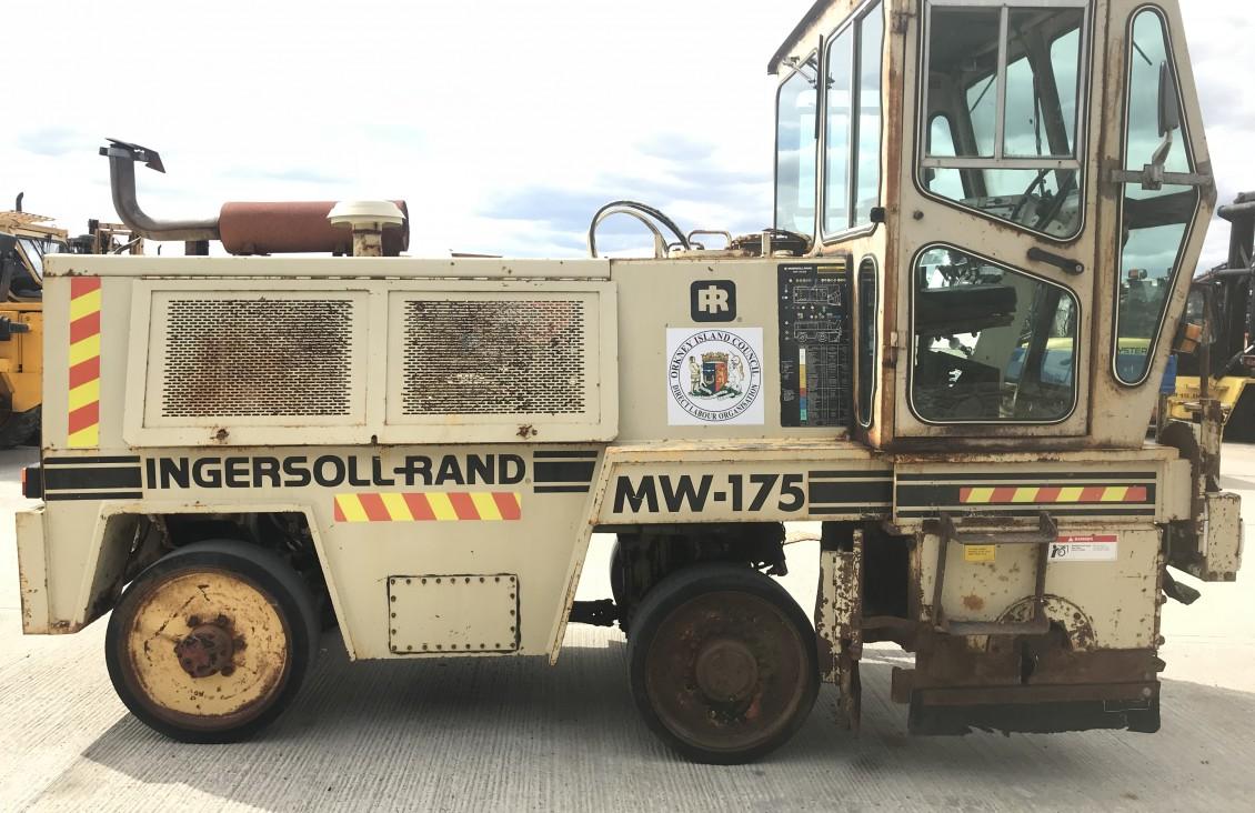 2001 Ingersoll Rand MW175 Asphalt Planer for sale| Plantmaster UK