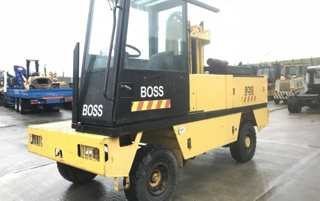 BOSS 546  Diesel Side loader Forklift | uk plant traders