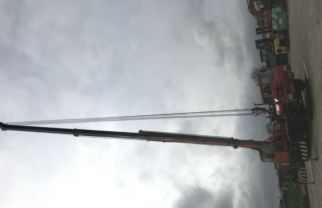 Used KATO NK200 BE  25 Ton Truck Crane for sale on Plantmaster UK