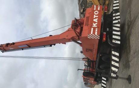 KATO. NK 200 BE  25 ton truck crane | uk planttraders.com