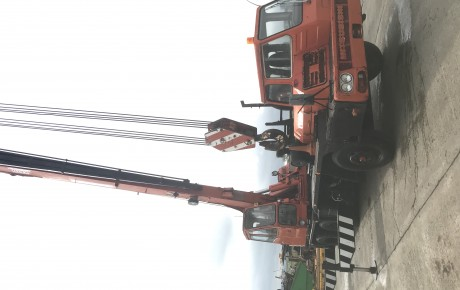 KATO. NK 200 BE  25 ton truck crane | uk planttraders.com