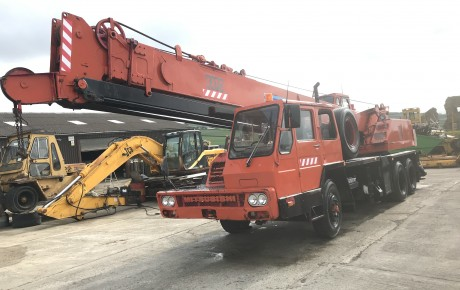 KATO. NK 200 BE  25 ton truck crane | uk plant traders