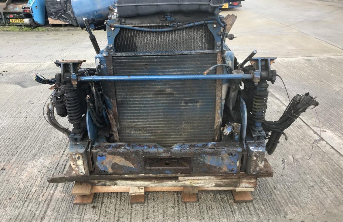 Cummings M11 Engine and manual transmission | Plantmaster UK