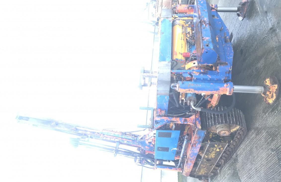 Casagrande C6 tracked drilling Rig | Plantmaster UK