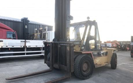 CAT V330 B 16.5 ton forklift | uk plant traders