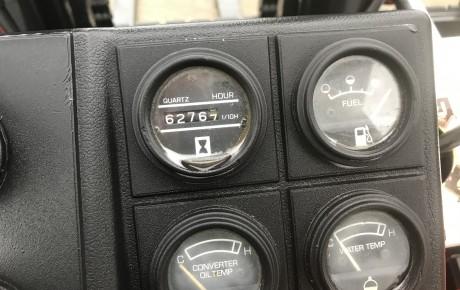 Nissan FD 70  7.5 ton diesel forklift   uk planttraders.com