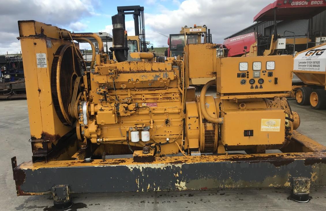 FG Wilson 250 kva Generator   Plantmaster UK