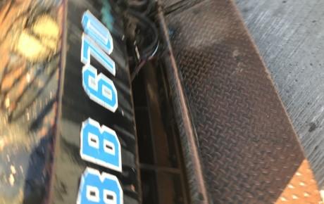 Bitelli BB670 asphalt Tarmac Paver | uk planttraders.com
