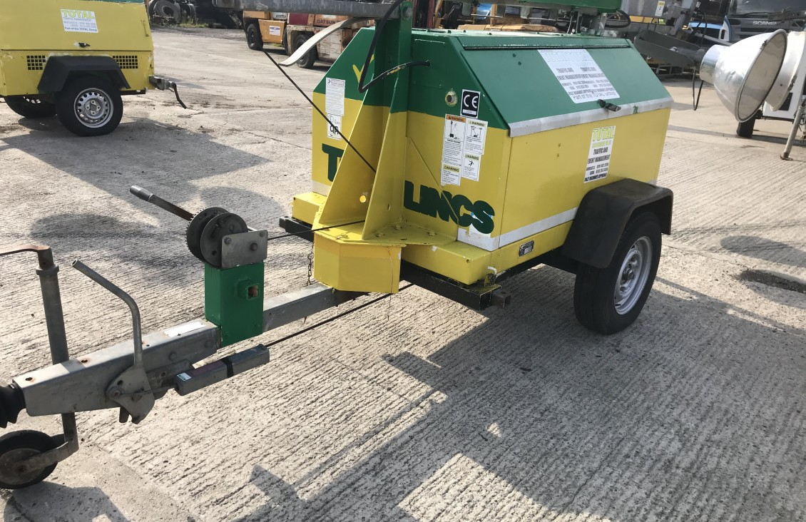 Terex and Arc Gen tower light generator s for sale| Plantmaster UK