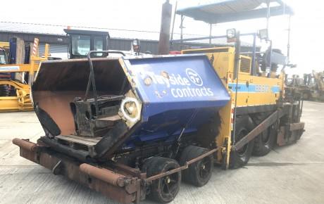 Bitelli BB670 Asphalt Paver | uk plant traders