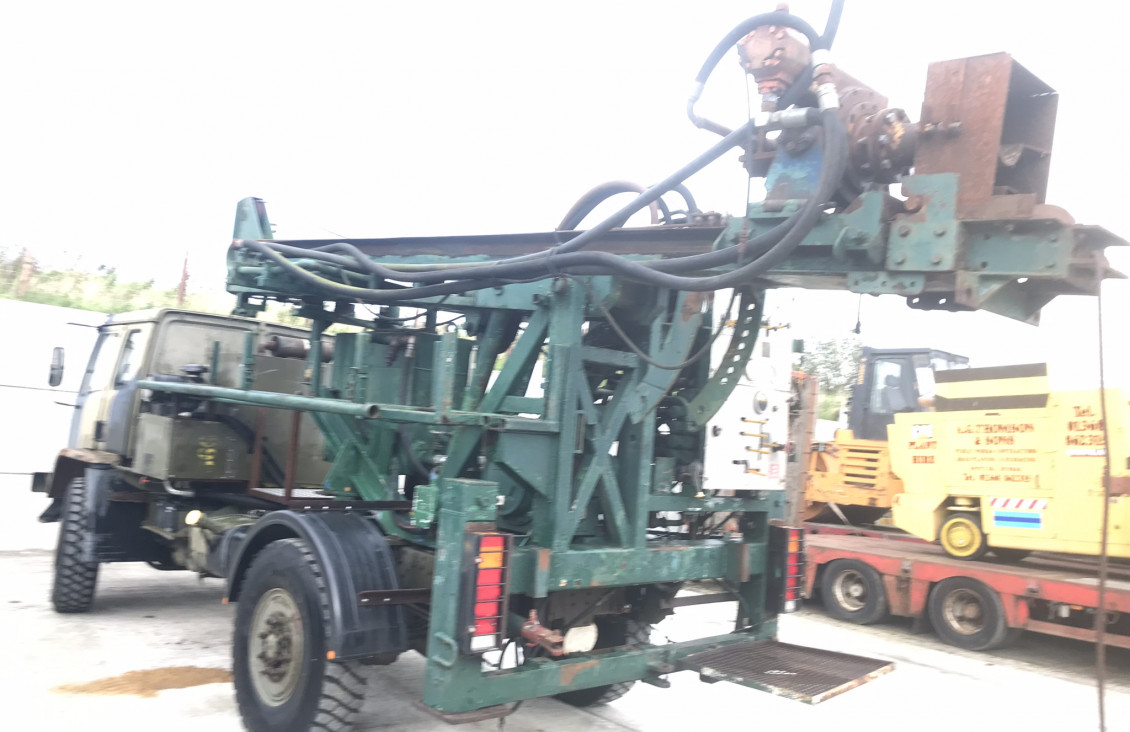 DAF 4×4  Dando water well drill rig for sale| Plantmaster UK