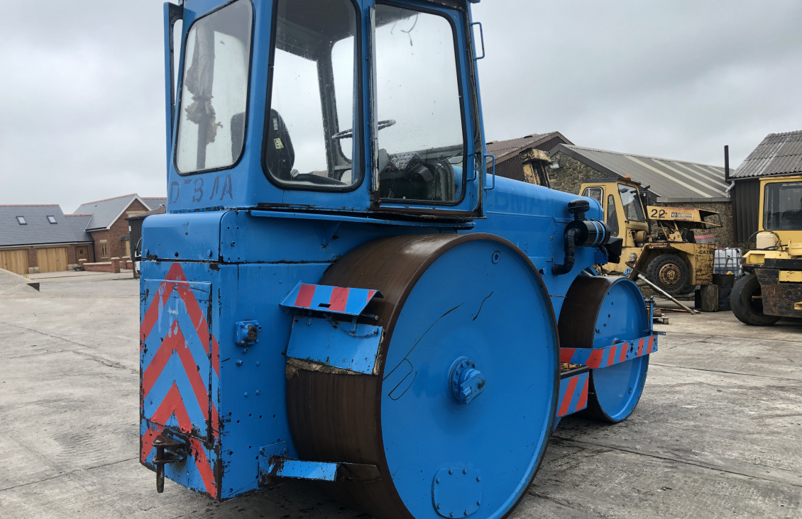 Used Aveling Barford DC13 – 3 Wheel Deadweight Ro for sale on Plantmaster UK