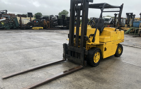 Coventry Climax 4 ton diesel forklift for sale on Plantmaster UK