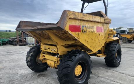 Barford SX9000 4×4 Site Dumper for sale on Plantmaster UK