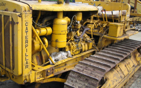 CAT D8 Crawler Winch Tractor for sale on Plantmaster UK