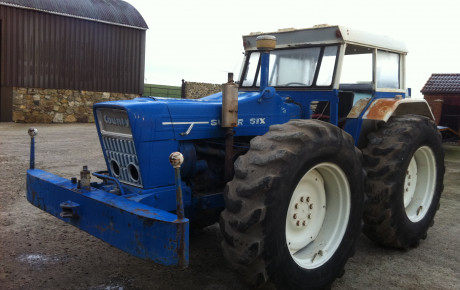 Ford County 1124 Super Six Ag Tractor for sale on Plantmaster UK