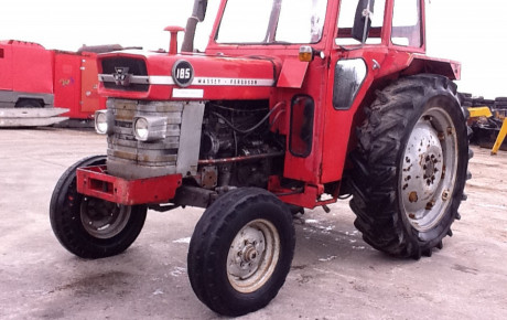 MF 185   2 wd ag tractor for sale on Plantmaster UK