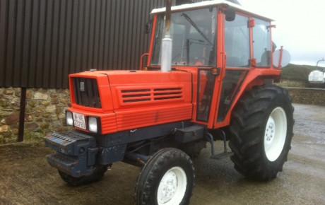 Kubota 70 hp 4×2 ag tractor for sale on Plantmaster UK
