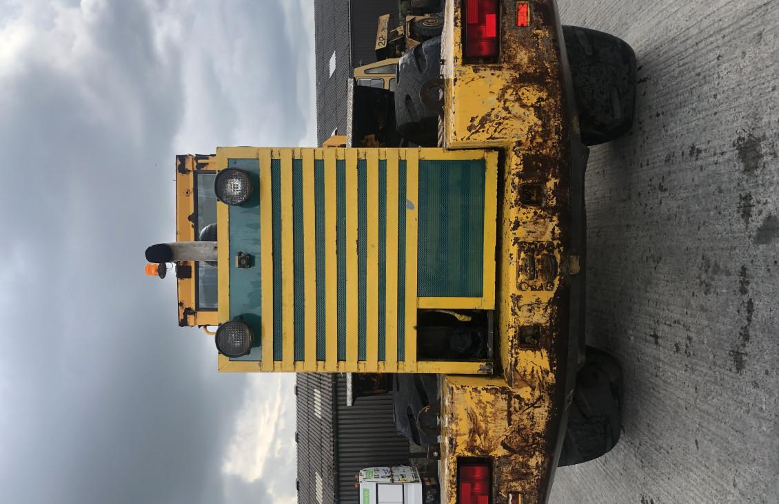 Used Volvo L120C wheeled loader for sale on Plantmaster UK