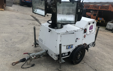 SMC TL 90 tower lites. Choice of 2 units for sale on Plantmaster UK