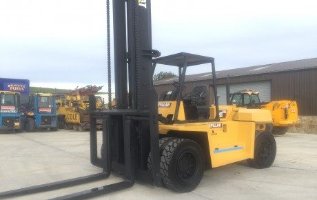 2008 CAT DP 150(15 ton) diesel Forklift | uk plant traders