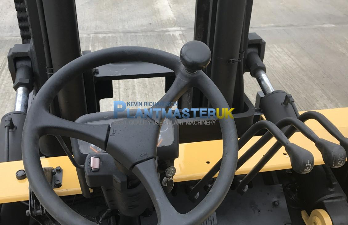 2007 Caterpillar DP 100. 10 ton Diesel Forklift | Plantmaster UK